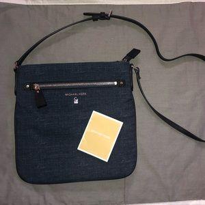 Michael Kors Flat Shoulder/Crossbody bag